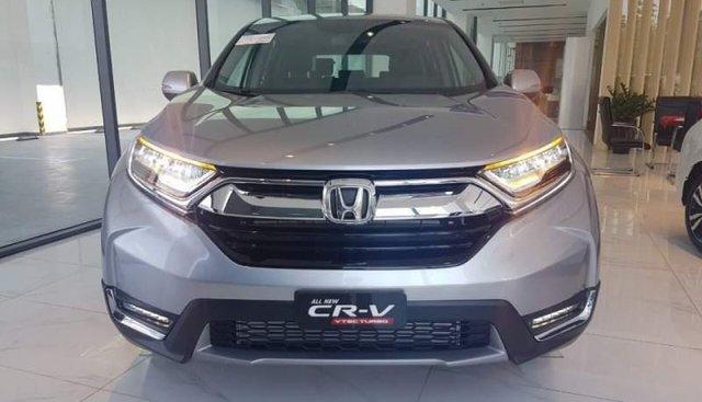 Cần bán Honda CR V L 2019, màu bạc, nhập khẩu, mới 100%