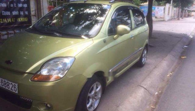 Bán Chevrolet Spark đời 2008, màu xanh lục, xe gia đình