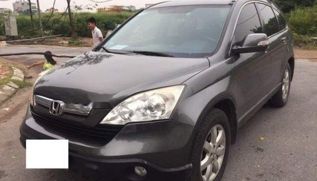 Bán Honda CR V đời 2010, màu xám, chính chủ
