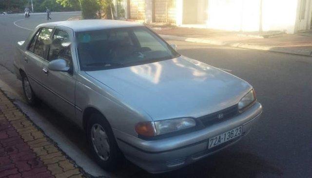Bán Hyundai Sonata đời 1991, màu bạc, xe còn mới