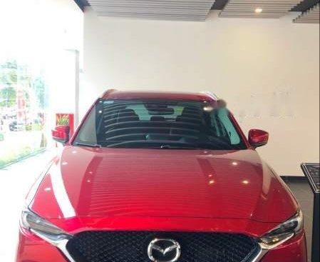 Bán Mazda CX 5 đời 2019, màu đỏ, nhập khẩu