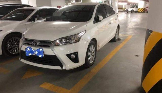 Bán Yaris 1.5G CVT, sản xuất 2016, đăng ký 2017, nhập khẩu Thái Lan