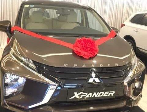 Bán Mitsubishi Xpander 2019, màu nâu, xe nhập, giá chỉ 550 triệu