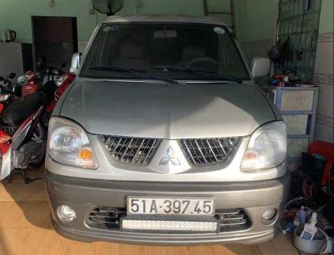 Bán xe cũ Mitsubishi Jolie sản xuất năm 2004, màu bạc