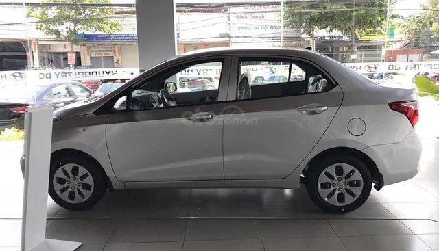 Cần bán xe Hyundai Grand i10, giá tốt nhất Sóc Trăng, trả trước khoản 71 triệu