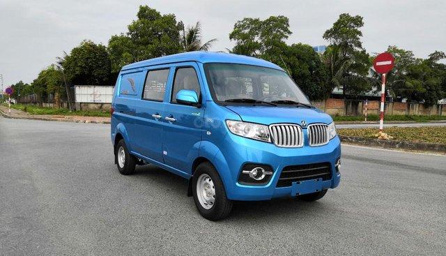 Xe bán tải 5 chỗ Dongben Van 5 chỗ, dễ thu hồi vốn