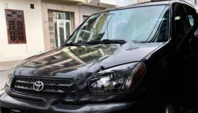 Bán Toyota RAV4 2.4AT 2003, nhập khẩu, số tự động