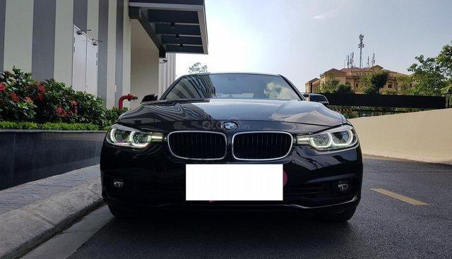 BMW 320i màu đen bản kỷ niệm 100 năm sản xuất 2016, đăng ký 2017