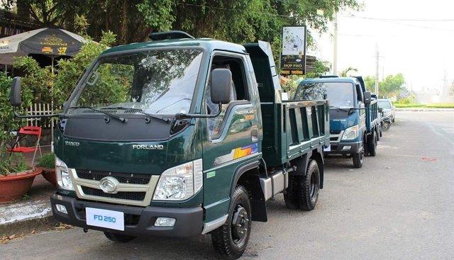 Bán xe Thaco Forland FD250. E4 2.1 khối, tải trọng 2.49 tấn