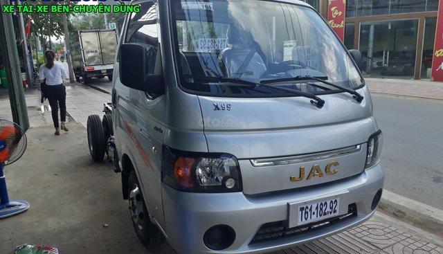 Bán xe tải JAC 1t25, thùng dài 3m2, giá cạnh tranh