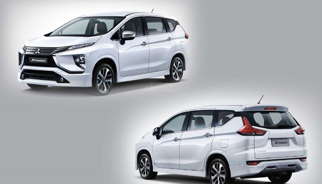 Bán Mitsubishi Xpander MT sản xuất 2019, màu trắng, nhập khẩu nguyên chiếc, 550tr