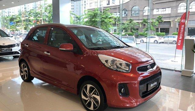 Giá xe Kia Morning 2019 tốt nhất Sài Gòn (xe mới 100%). LH 0938217859