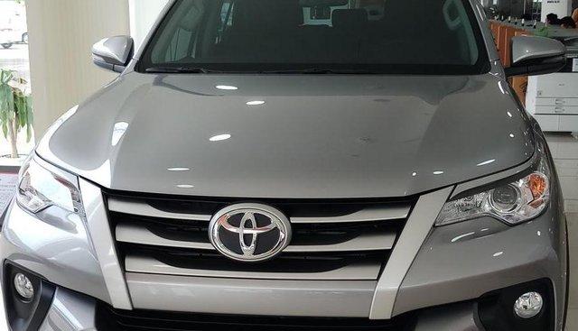 Bán xe Toyota Fortuner 2.4G MT năm 2019, đủ màu, mới 100% giao ngay