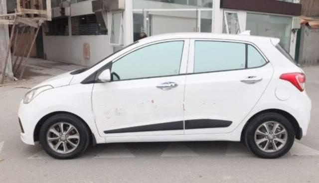 Bán Hyundai Grand i10 1.0 MT đời 2016, màu trắng, xe nhập, biển HN