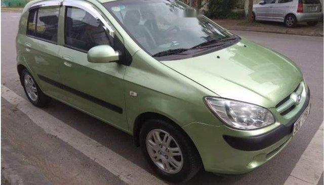Cần bán Hyundai Getz năm 2008, nhập khẩu nguyên chiếc, đăng ký một chủ từ mới