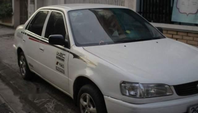 Bán Toyota Corolla XLi 1.3 MT đời 1998, màu trắng, giá tốt