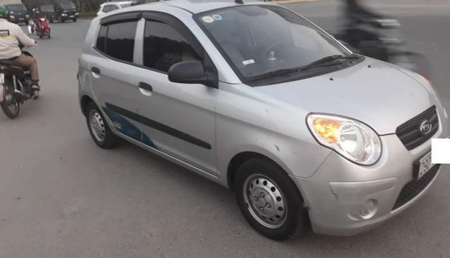 Cần bán xe Kia Morning 2011 nhập khẩu nguyên chiếc Hàn Quốc, biển 5 số Hà Nội