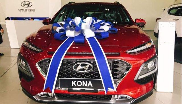 Cần bán Hyundai Kona sản xuất 2019, màu đỏ