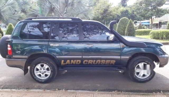 Bán xe Toyota Land Cruiser năm sản xuất 2004, nhập khẩu nguyên chiếc, chính chủ tên tư nhân