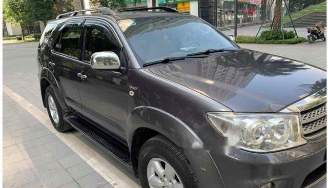Bán Toyota Fortuner G 2.5 máy dầu số sàn, Đk 2011