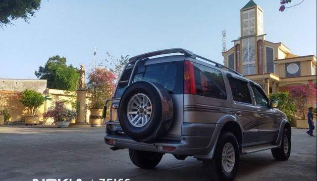 Cần bán Ford Everest năm sản xuất 2007, máy dầu
