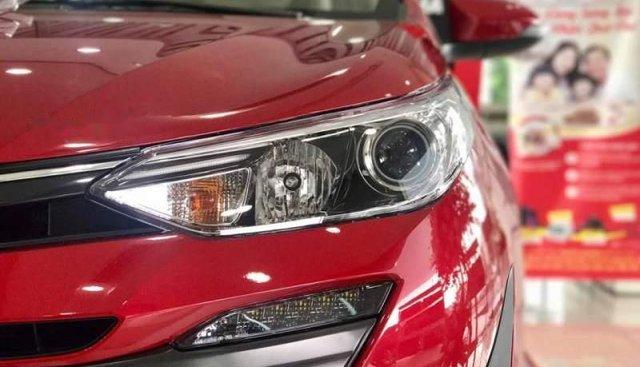 Bán Toyota Vios G 2019, màu đỏ, giá xe cực tốt - Gọi ngay