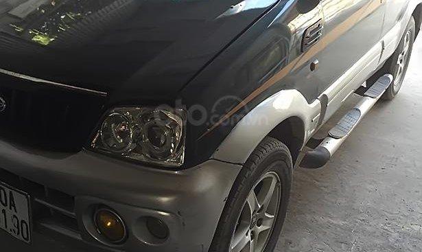Cần bán lại xe Daihatsu Terios đời 2003, màu xanh lam, giá chỉ 180 triệu