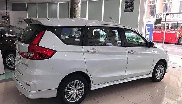 Bán Suzuki Ertiga GLX 1.5 AT năm sản xuất 2019, màu trắng, xe nhập