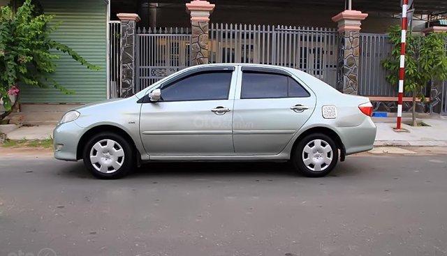 Cần bán Toyota Vios 1.5G đời 2003, 198tr