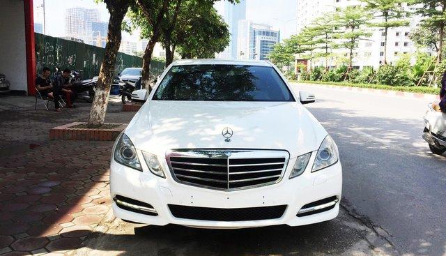 Bán Mercedes Blue Efficiency sản xuất 2011, màu trắng