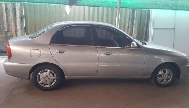 Bán xe Daewoo Lanos sản xuất 2003, màu xám (ghi), nhập khẩu