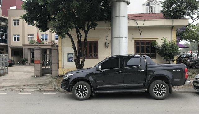 Bán Chevrolet Colorado HC đời 2018, màu đen, xe nhập