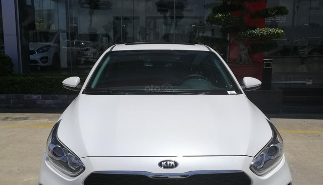 Bán Kia Cerato Deluxe sản xuất 2019, màu trắng