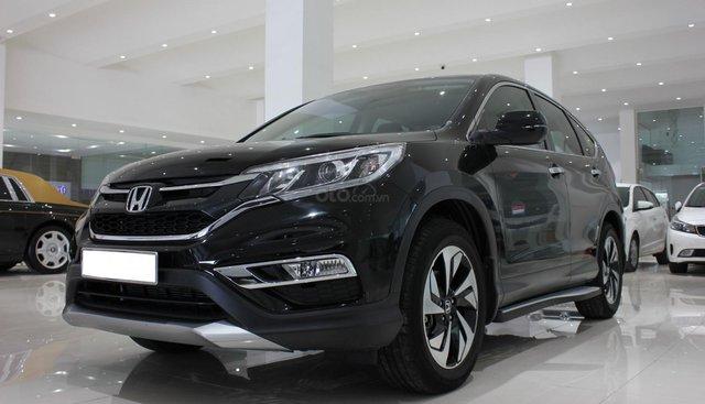 Bán xe Honda CR V 2.4 AT năm sản xuất 2015, màu đen