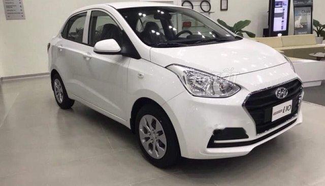 Bán Hyundai Grand i10 1.2 MT BASE sản xuất năm 2019, mới 100%