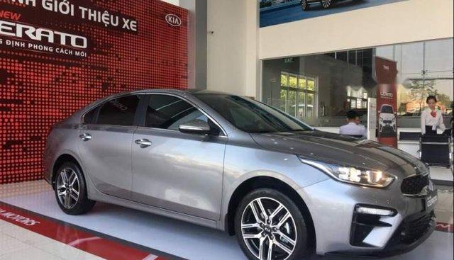 Bán Kia Cerato sản xuất năm 2019, màu xám, mới 100%