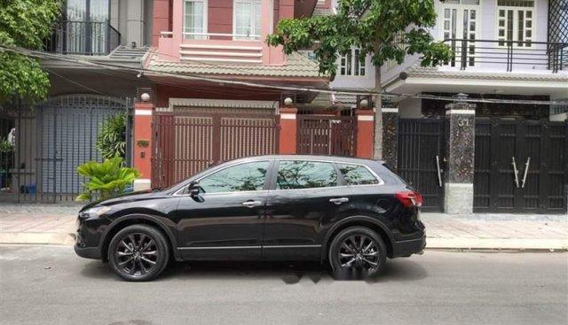 Chính chủ bán Mazda CX 9 2015, màu đen, nhập khẩu