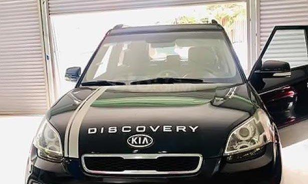 Xe Kia Soul đời 2009, màu đen, nhập khẩu chính chủ, giá 355tr