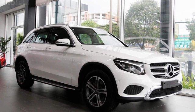 Giá xe Mercedes GLC200 2019 khuyến mãi, thông số, giá lăn bánh (07/2019) giảm giá tiền mặt, ưu đãi bảo hiểm và phụ kiện