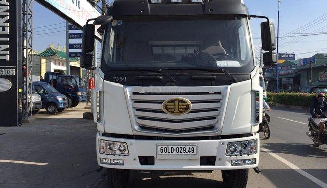 Xe tải Faw 7 tấn thùng 9.6m 2019, giá tốt nhất hiện nay