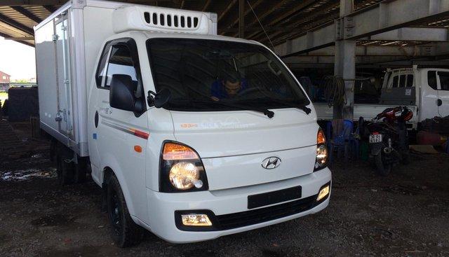 Bán Hyundai Porter 2015 đông lạnh, 1 tấn, màu trắng, nhập khẩu nguyên chiếc