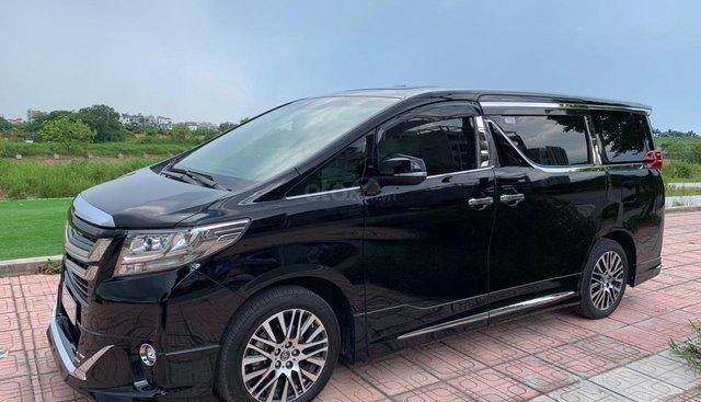 Cần bán xe Toyota Alphard sản xuất năm 2018, nhập khẩu đẹp như mới