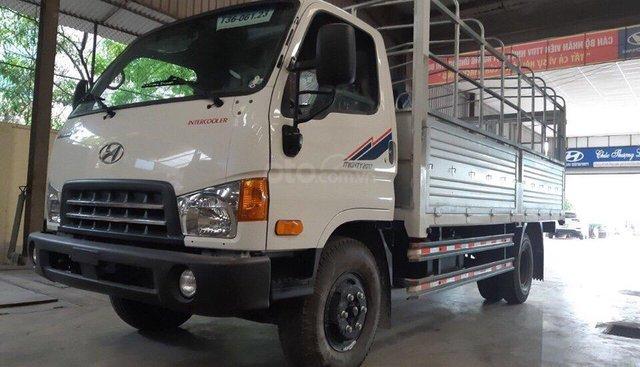 Bán xe tải 8 tấn Hyundai Mighty 2017 máy cơ, giá chỉ 680 triệu