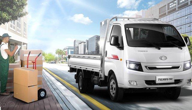 Bán xe Daehan Teraco 190 thùng khung mui, sử dụng động cơ Hyundai mạnh mẽ, khuyến mãi ưu đãi hấp dẫn