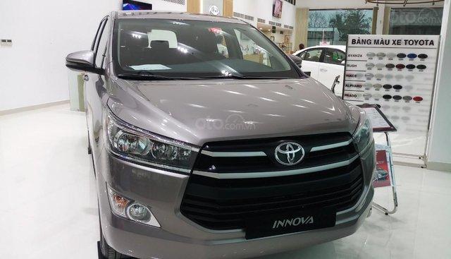 Bán Toyota Innova 2.0E mới 100%, sản xuất năm 2019 giá cạnh tranh