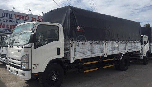 Xe tải Isuzu 8 tấn giá cạnh tranh cấp đại lý thùng dài 7m 2019