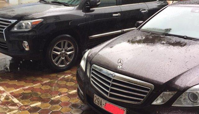 Bán xe Mercedes E250 AMG đời 2012, màu nâu, nhập khẩu