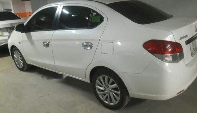 Bán Mitsubishi Attrage AT sản xuất năm 2018, màu trắng, nhập khẩu