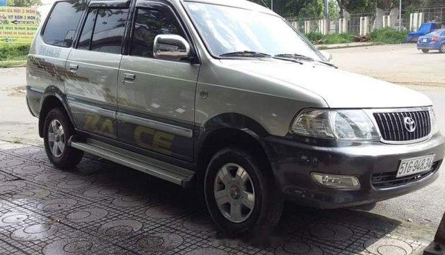 Bán Toyota Zace năm 2005, giá chỉ 289 triệu