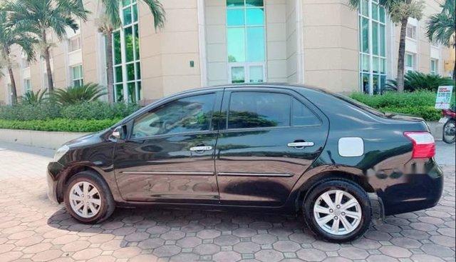 Chính chủ bán Toyota Vios E sản xuất năm 2010, màu đen